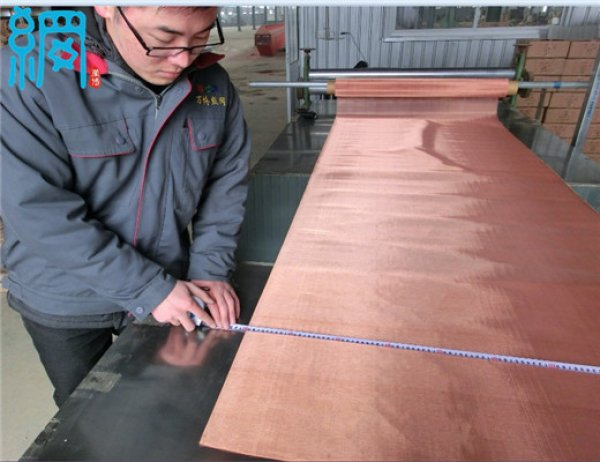 top level electromagnetic shielding mesh